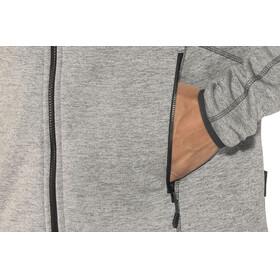 Jack Wolfskin Skyland Hooded Jacket Men pebble grey